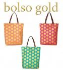 Bolso Gold Bordado