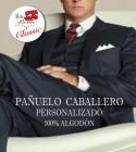 PAÑUELO CABALLERO PERSONALIZADO