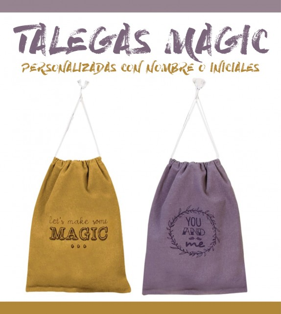 Talega Magic personalizado