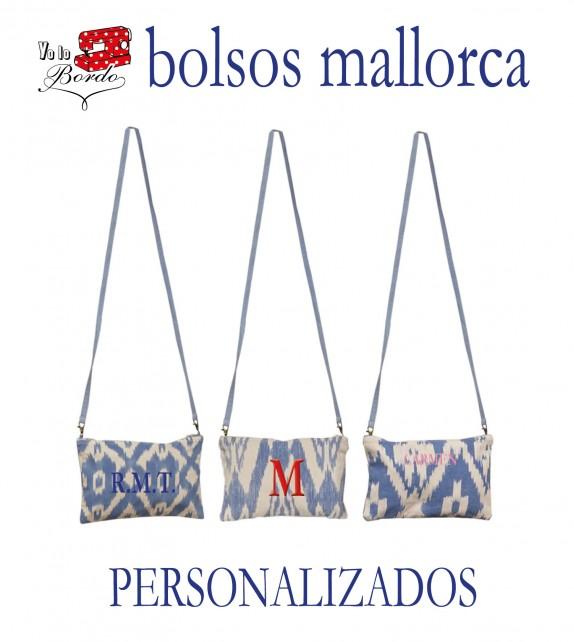Bolso Mallorca Bordado