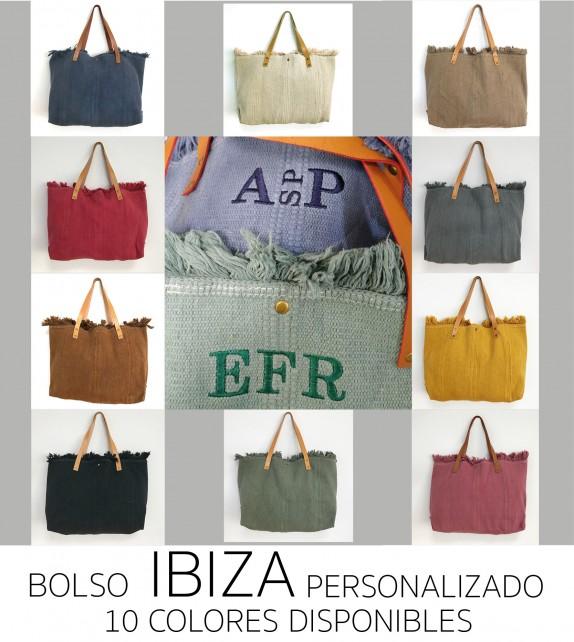 Bolso Ibiza personalizado