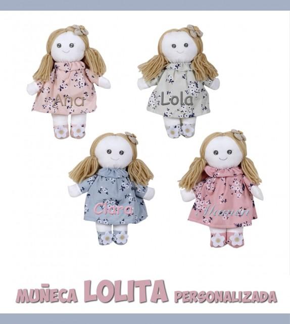 Muñeca Lolita personalizada