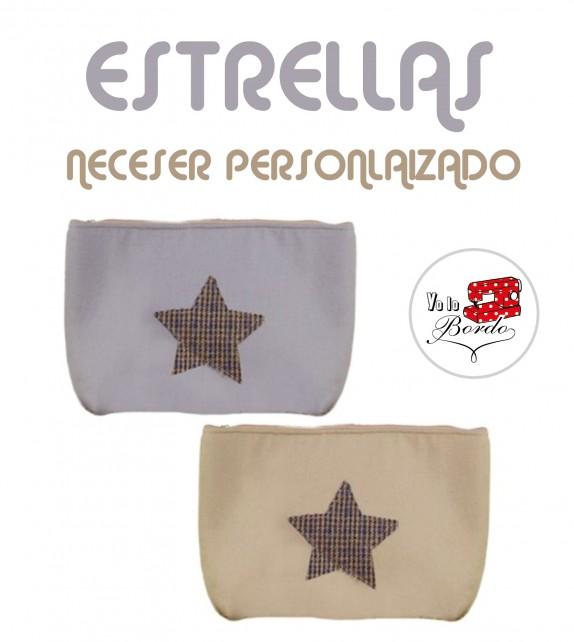 Neceser Estrella personalizado