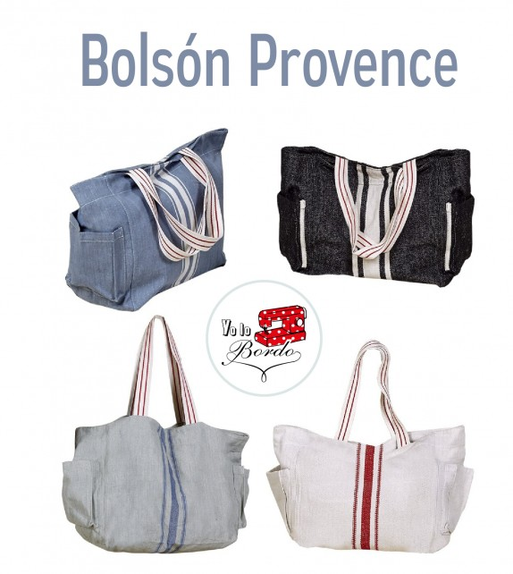 Bolso Provence personalizado