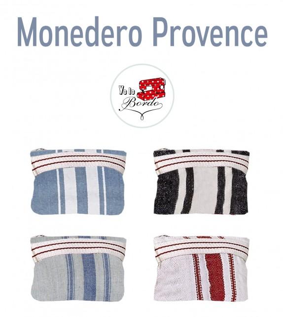 Monedero Provence personalizado