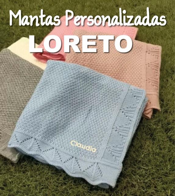 Manta Loreto