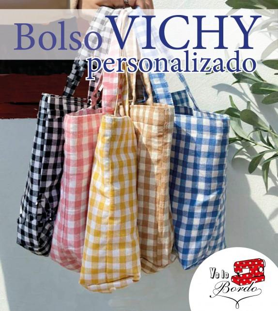 Bolso Vichy personalizado