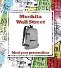 Mochila Wall Street Bordada