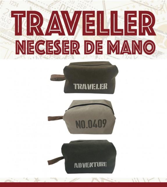 Neceser de mano traveller Personalizado