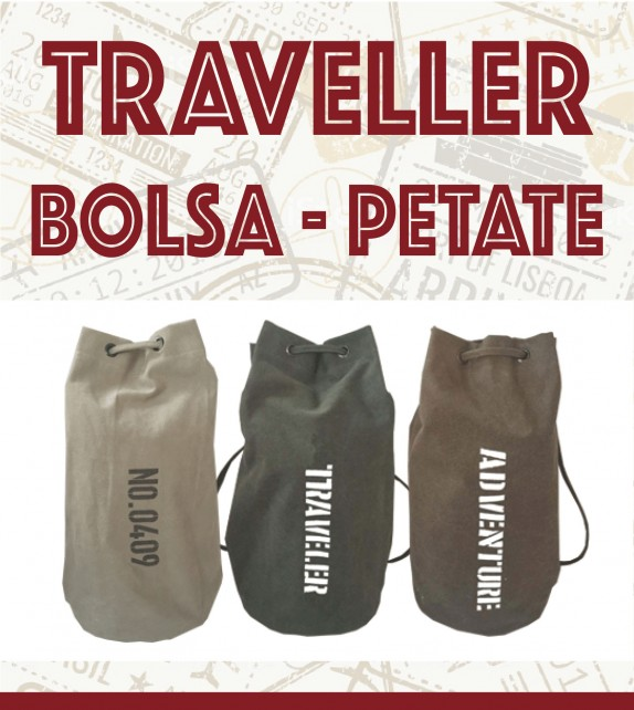 Petate - Saco Traveller